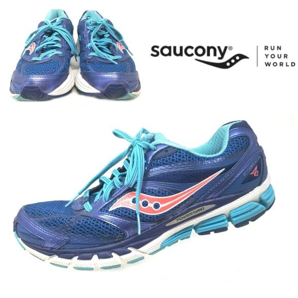 37d8623fc0a8 Saucony Guide 8 Women s Sz 10 Running Shoes Blue. M 5a9ffc5733162731b3d0f614